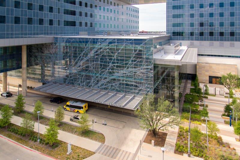 Sierpień 19, 2015 - Dallas, Teksas, usa Nowy dodatek Parkl obraz stock