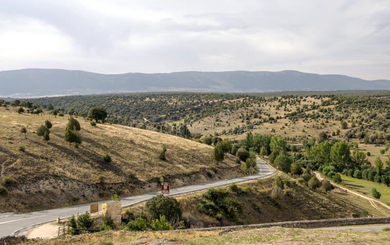 Sierra de Gredos royalty free stock image