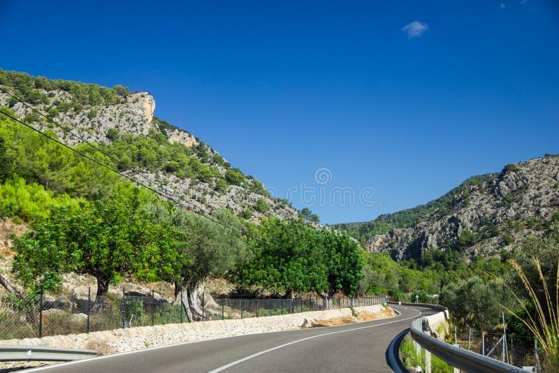 Download Sierra De Tramuntana,马略卡,西班牙 库存照片 - 图片 包括有 beautifuler, 本质: 72365112