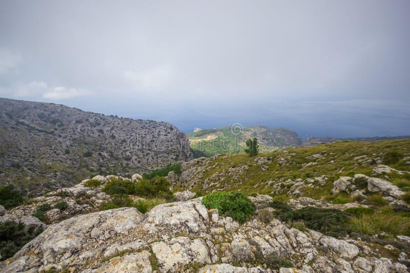 Download Sierra De Tramuntana,马略卡,西班牙 库存图片 - 图片 包括有 镇痛药, 山脉: 72366617