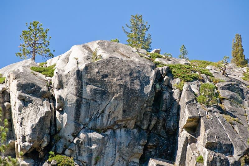 sierra du Nevada de montagnes photos stock
