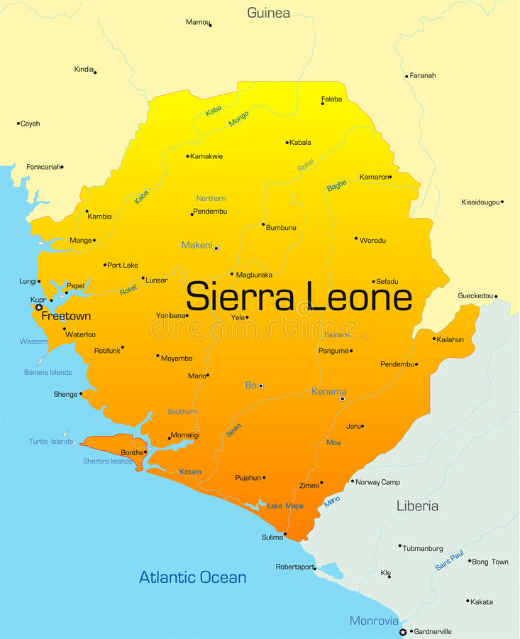Free Sierra Leone Royalty Free Stock Images - 6307209