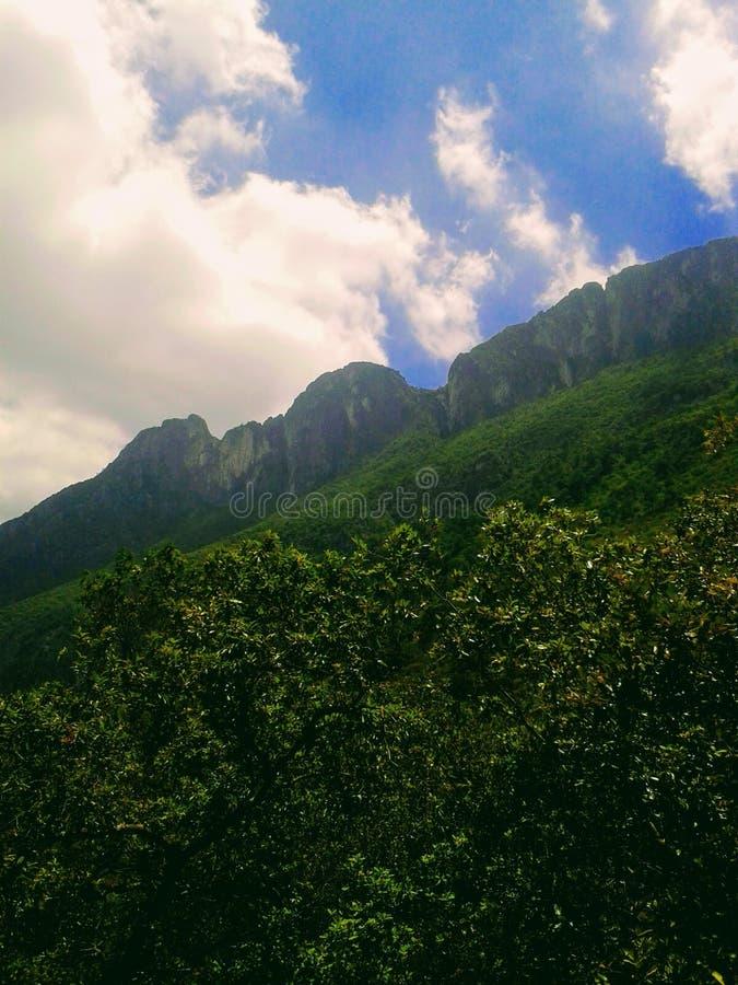 Sierra Madre& x27; Piękno zdjęcie stock
