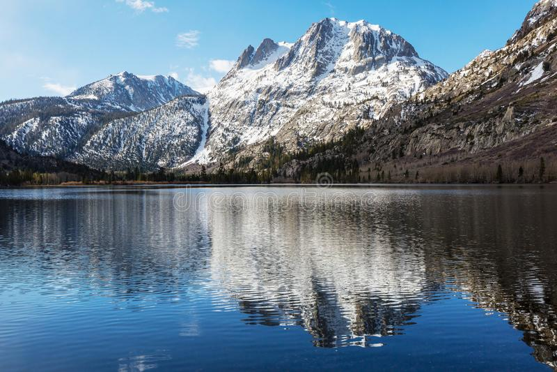 Sierra Nevada foto de archivo