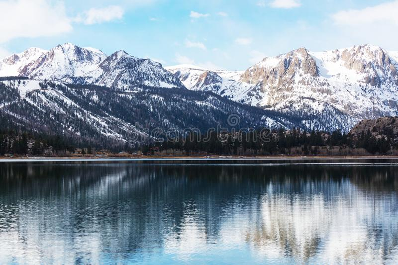 Sierra Nevada imagenes de archivo