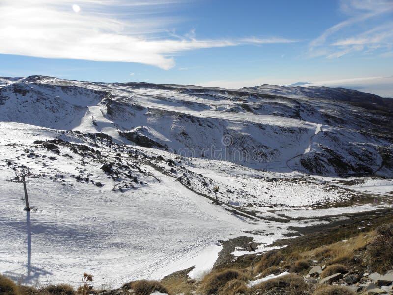 Sierra Nevada imágenes de archivo libres de regalías