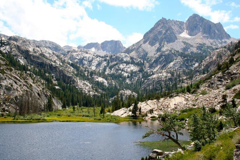 Sierra Nevada fotografia de stock