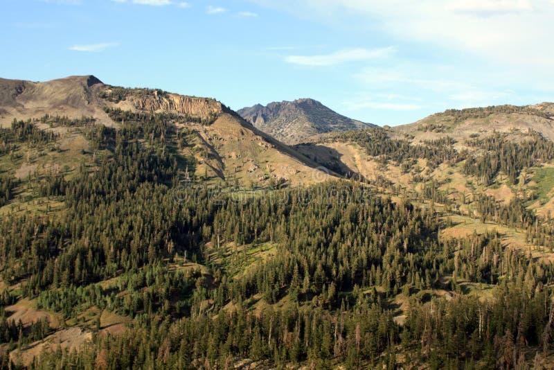 Sierra Nevada Vista photos libres de droits