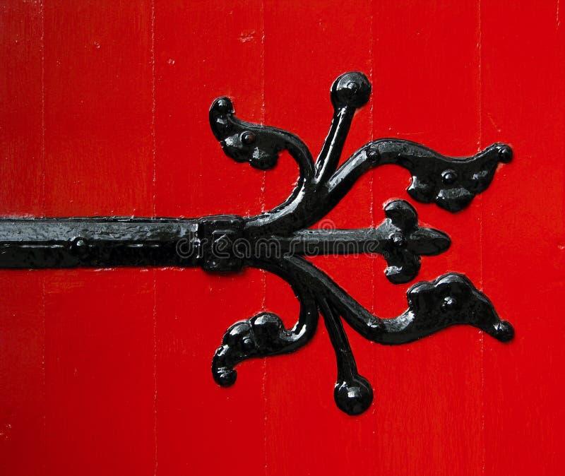 Sierscharnier royalty vrije stock afbeeldingen afbeelding 32437789 for Decor ingang