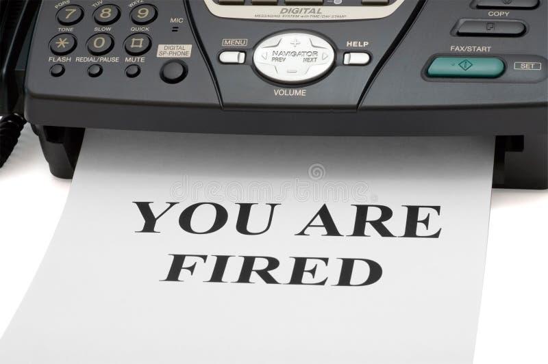 Siete licenziato