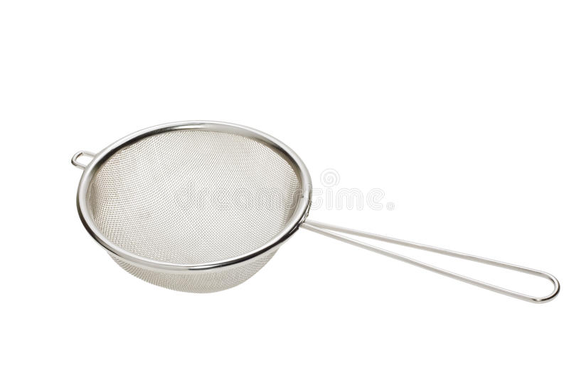 Sieve stock photos