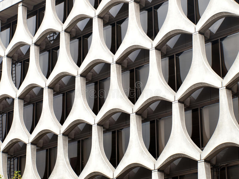 Sieves. Architectural details of Brussels buildings stock image