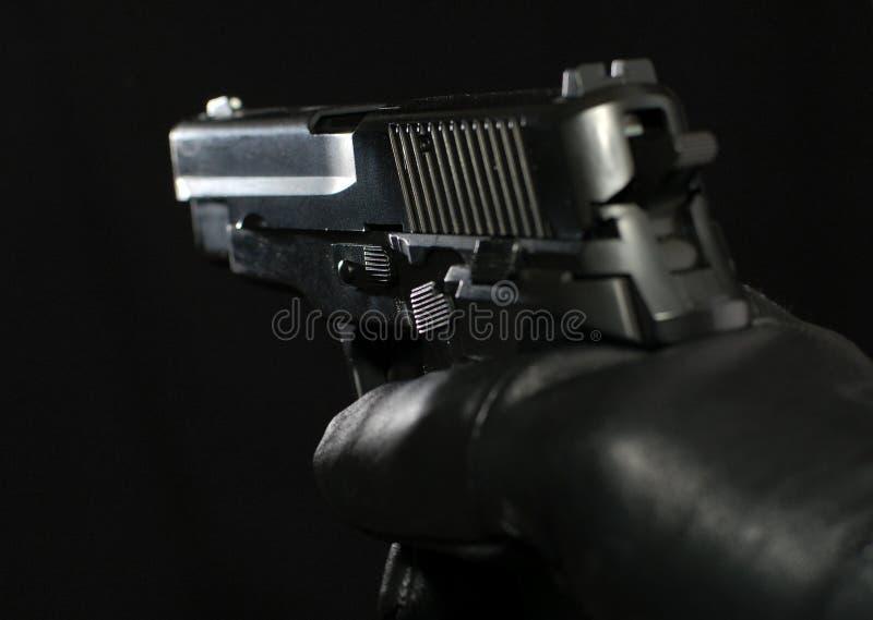 Download Sig P-228 Hand-gun (plastic Replica) Stock Image - Image: 1528647