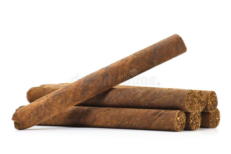 sigaren royalty-vrije stock fotografie