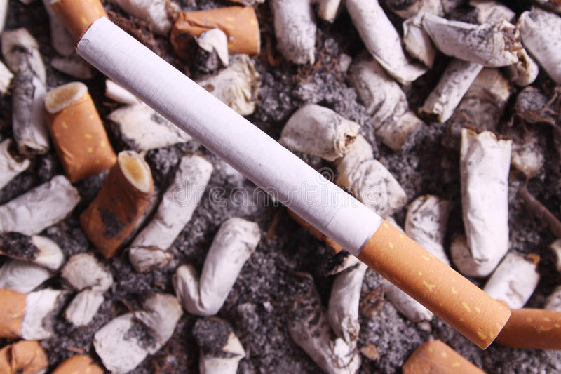 sigaret photo libre de droits