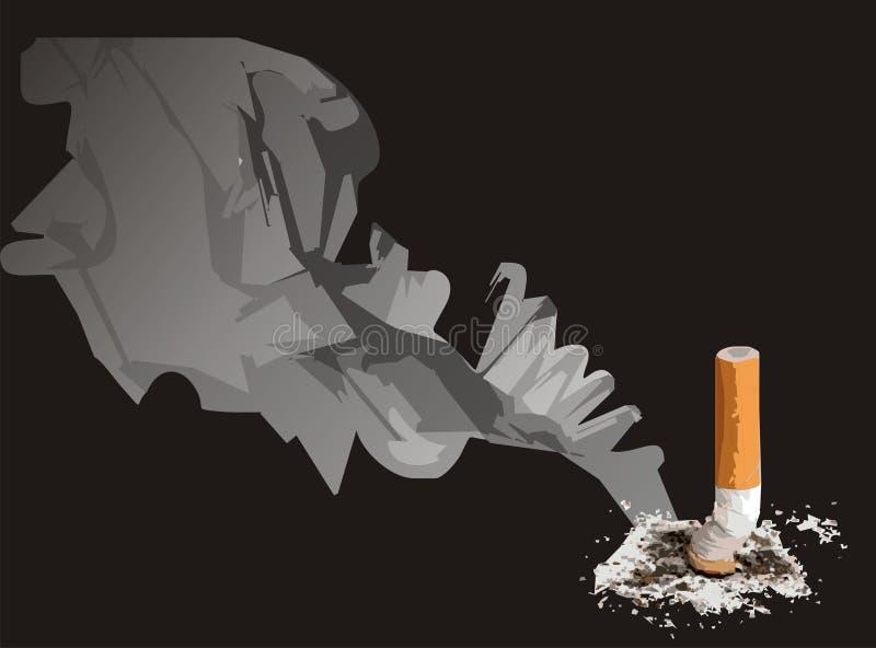 Sigaretta royalty illustrazione gratis