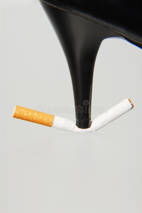 Sigaretta immagine stock