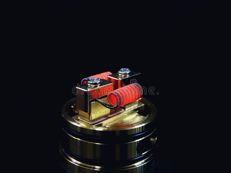 Sigaretta elettronica per vaping immagine stock libera da diritti
