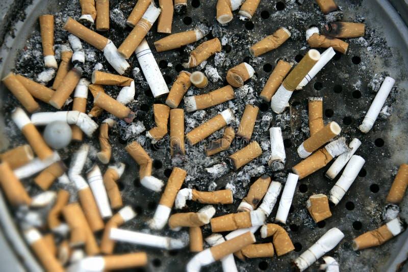 Sigarette fotografie stock