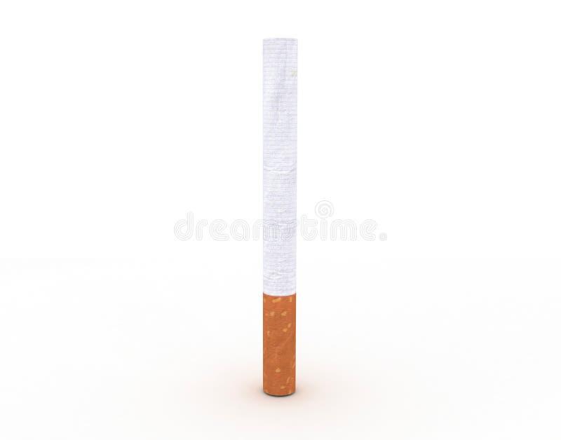 Download Sigarette illustrazione di stock. Illustrazione di abuso - 7302848