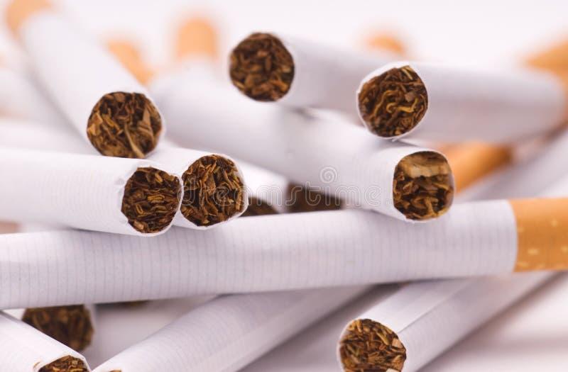 Sigarette immagine stock libera da diritti