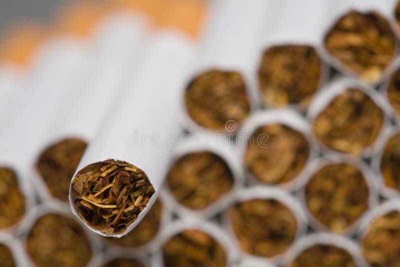 Sigaretten, het roken royalty-vrije stock foto