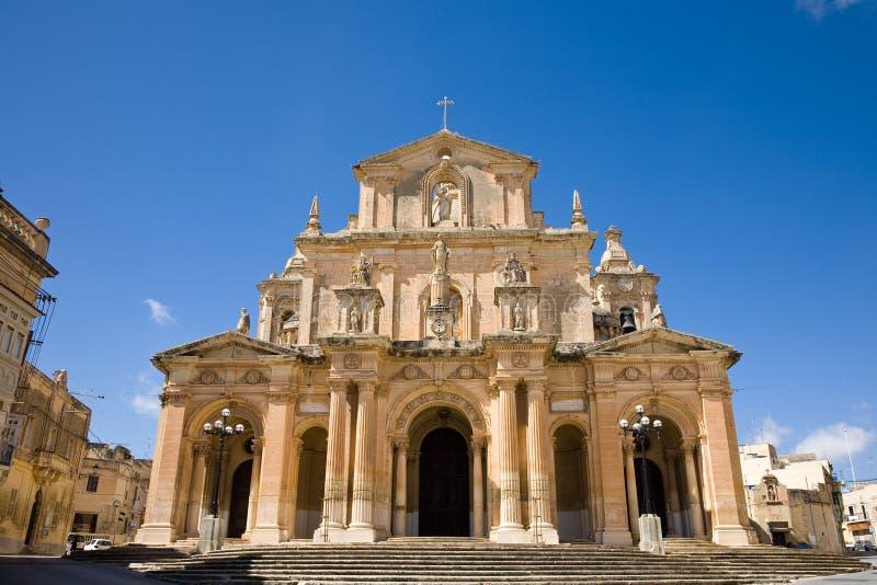 Siggiewi, Malta imagem de stock