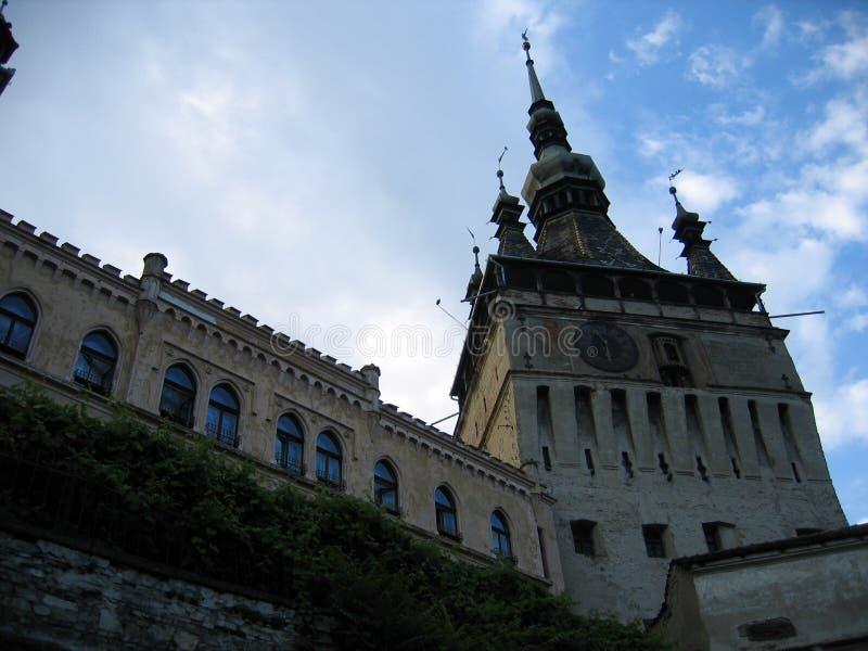 Download Sighisoara, Romania stock image. Image of guard, castle - 237469