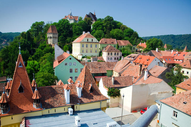 Download Sighisoara, Romania Stock Photo - Image: 26651650