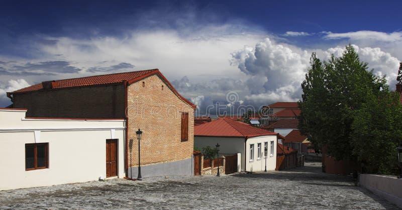 sighnagi της Γεωργίας στοκ φωτογραφίες