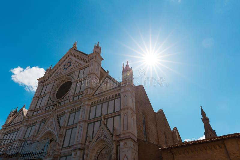 Sightseeing Флоренса стоковая фотография rf