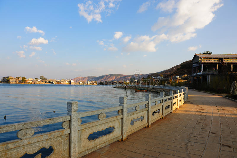 Download Sightseeing road stock image. Image of dali, cloud, holiday - 13212075