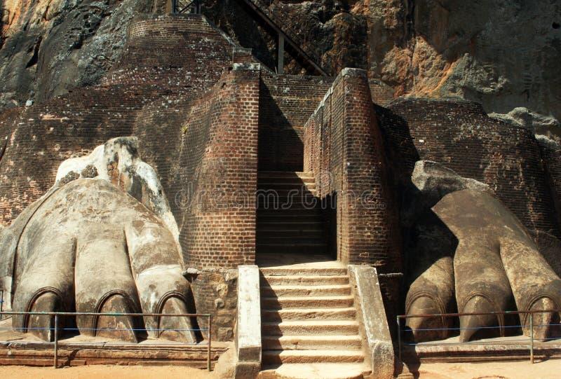 Download Sigiriya stock photo. Image of asia, sigiriya, paws, ceylon - 22172658