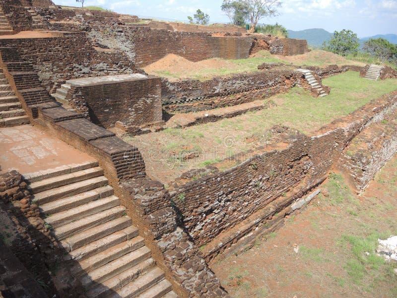 Sigiriya stock afbeeldingen