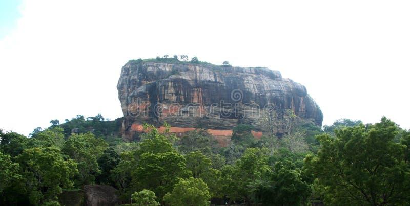 Sigiriya Στοκ φωτογραφία με δικαίωμα ελεύθερης χρήσης