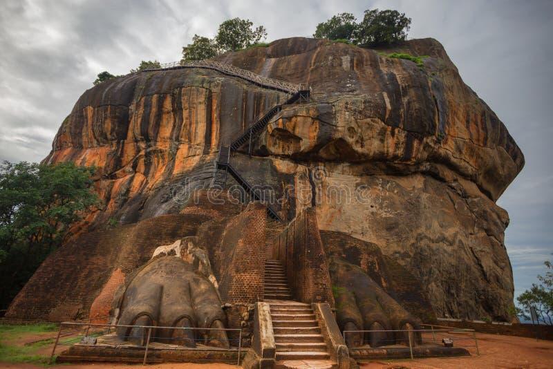 Sigiriya zdjęcie stock