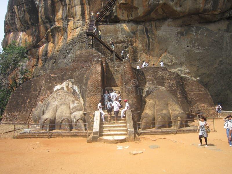 Download Sigiriya Felsen In Sri Lanka Redaktionelles Stockfoto - Bild von zahn, stadt: 106802498