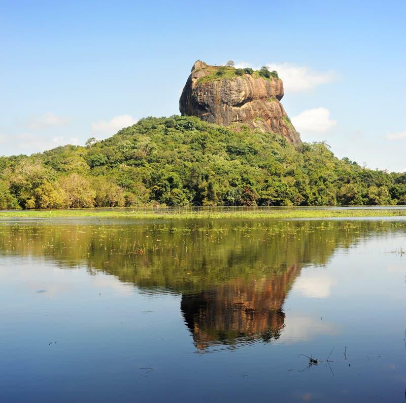 Free Sigiriya Rock Stock Images - 19840044