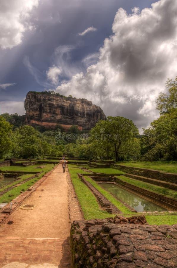 Sigiriya, Sri Lanka images stock