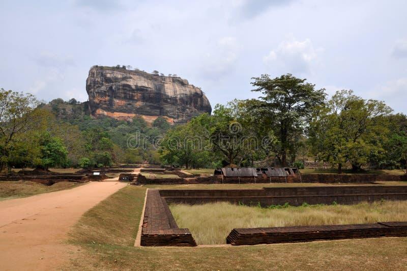 Sigiriya Sri Lanka fotos de archivo libres de regalías