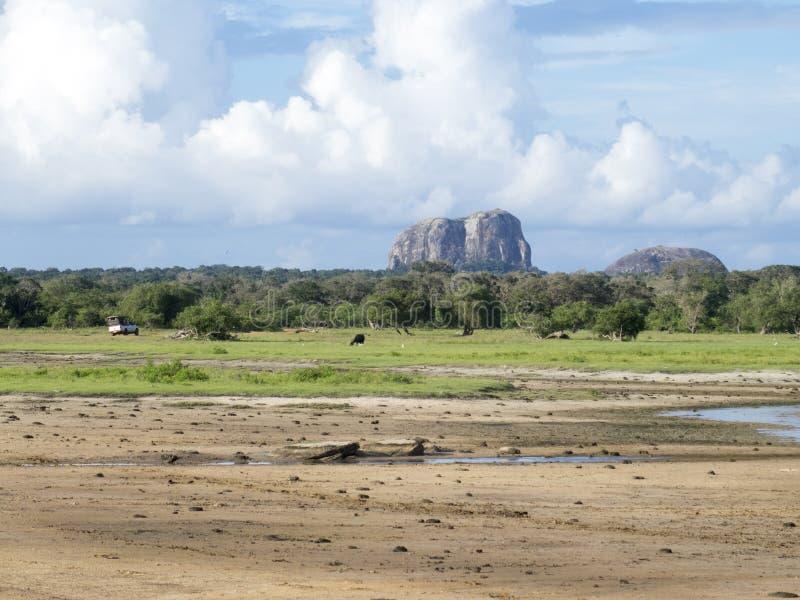 Sigiriya, Sri Lanka imagenes de archivo