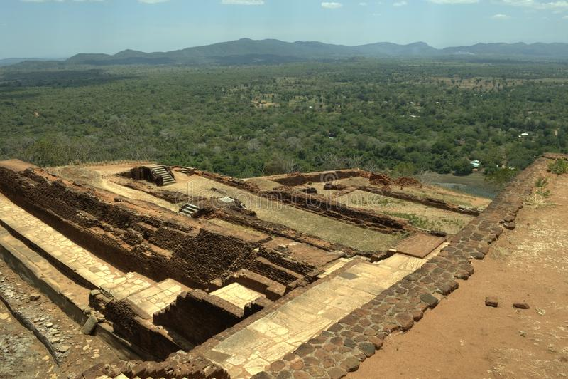 Download Sigiriya, Sri Lanka - Lion's Rock, Rock Fortress Stock Photo - Image of city, ruin: 27799610