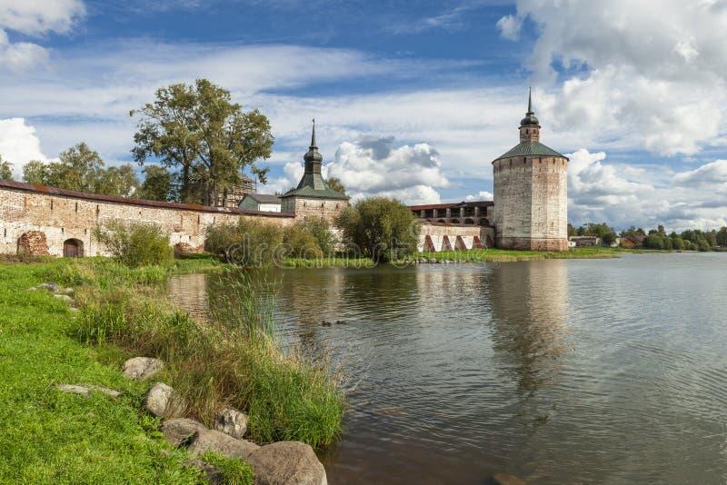 Siglo de Tower XVII del herrero foto de archivo
