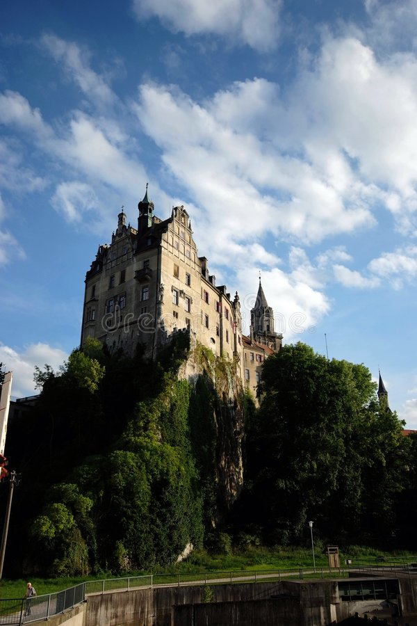 Free Sigmaringen Castle Stock Photo - 6379600
