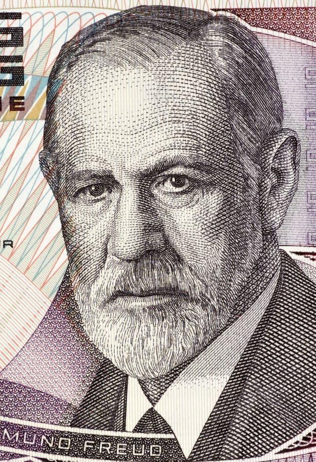 Sigmund Freud ελεύθερη απεικόνιση δικαιώματος