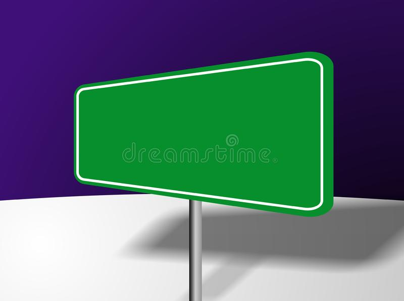 Sign 2. royalty free stock image