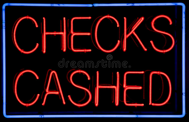 Download Sign stock image. Image of money, neon, finance, checks - 20077843