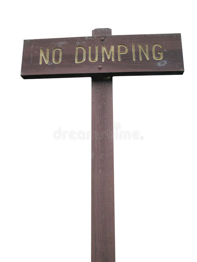 Download Sign stock image. Image of violation, wood, isolated, message - 239371
