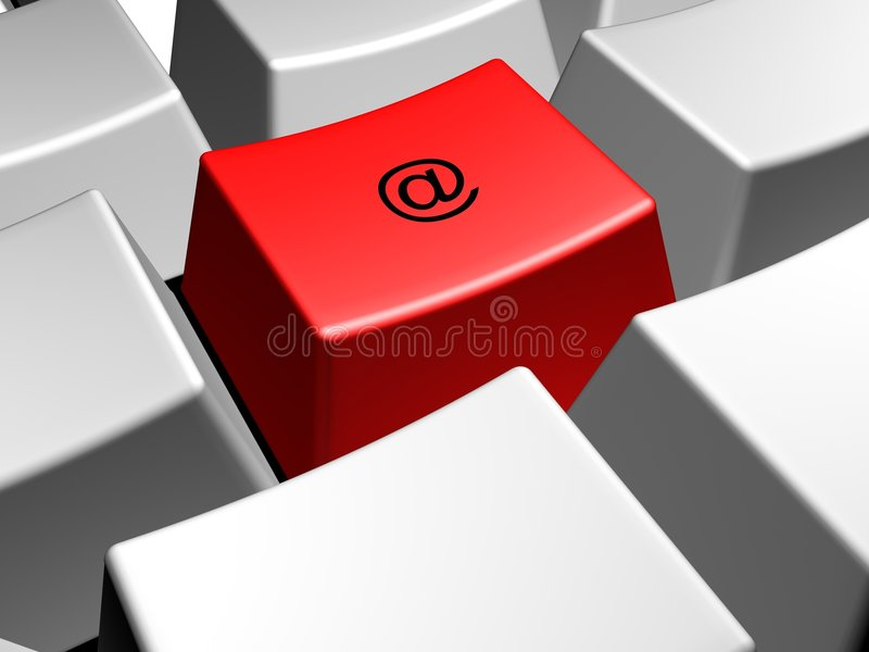 Sign. Button stock illustration