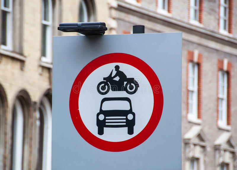 Download Sign for except for access stock photo. Image of contrast - 26421316
